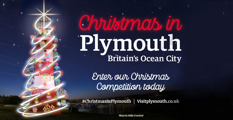 Celebrate Christmas in Plymouth with a New Year experience to remember!