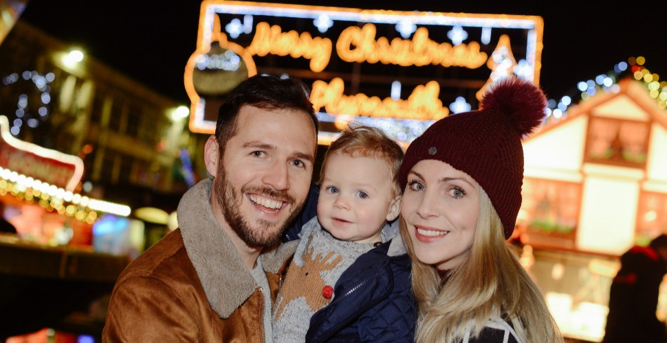 Free family fun in Plymouth this Christmas