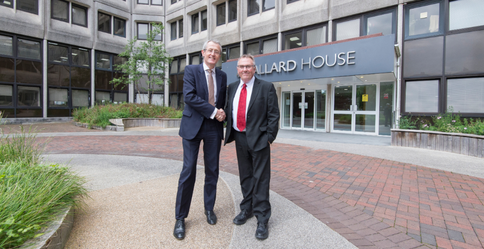 £75 million commitment to city by top law firm
