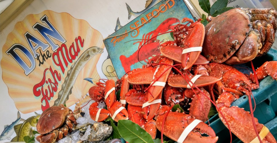10 things to see and do at Plymouth Seafood Festival