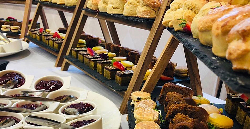 Afternoon Tea Buffet at Future Inn Plymouth