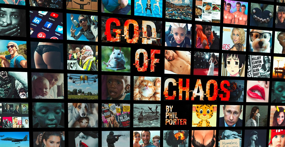 Interview: God of Chaos at Theatre Royal Plymouth