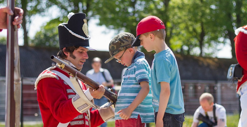 Pirates, Princes and Perambulators: Looking Ahead to Plymouth History Festival 2019