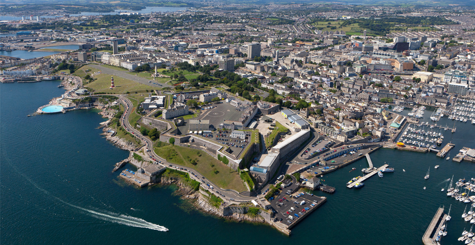 Plymouth set to become one of the UK's first cities of learning