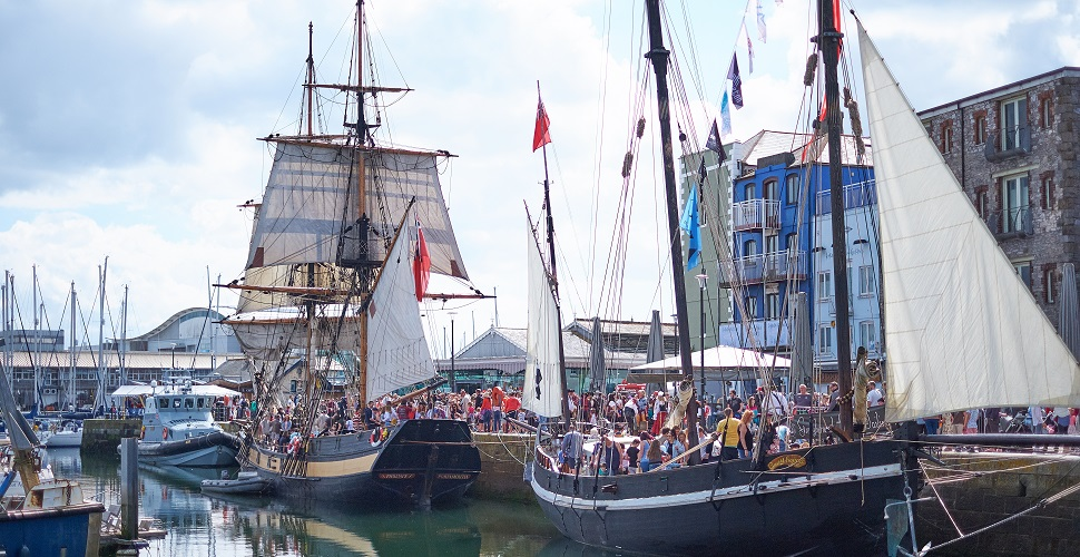 10 things kids will love at Pirates Weekend Plymouth 2019