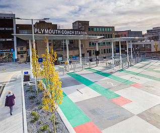 Plymouth Coach Station