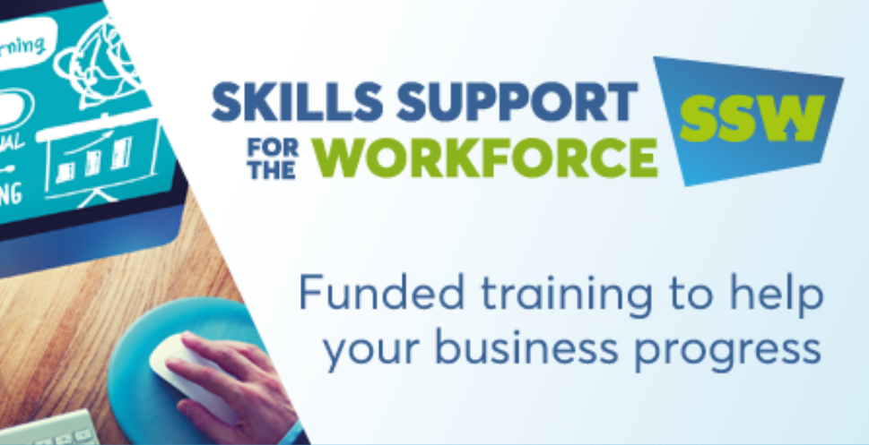 Skills Support for the Workforce in Heart of the South West – Funded Training to Help your Business Progress