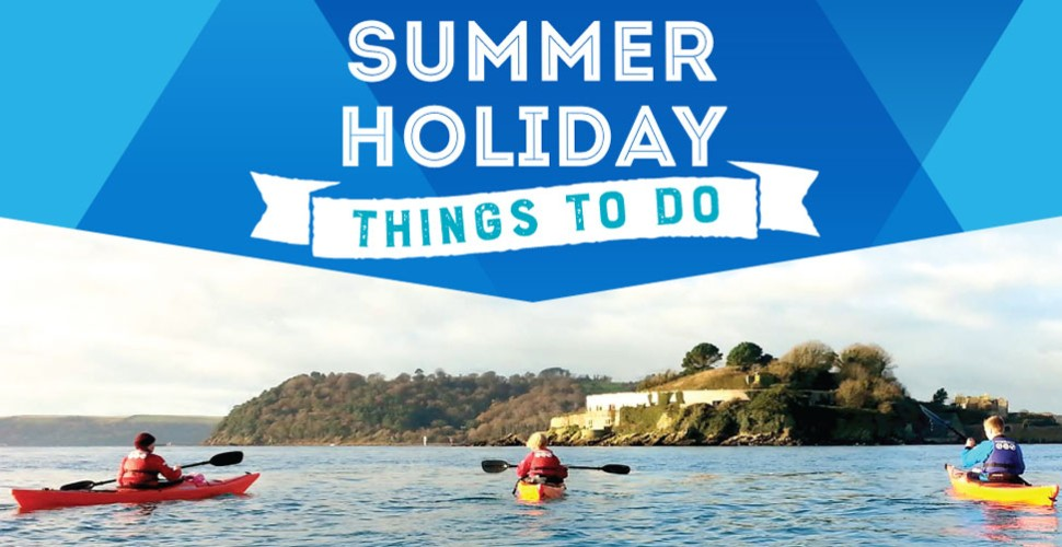 Ten things for families to do during the summer holidays in Plymouth