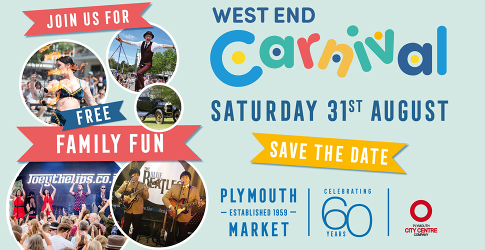 Family fun at Plymouth Market this weekend