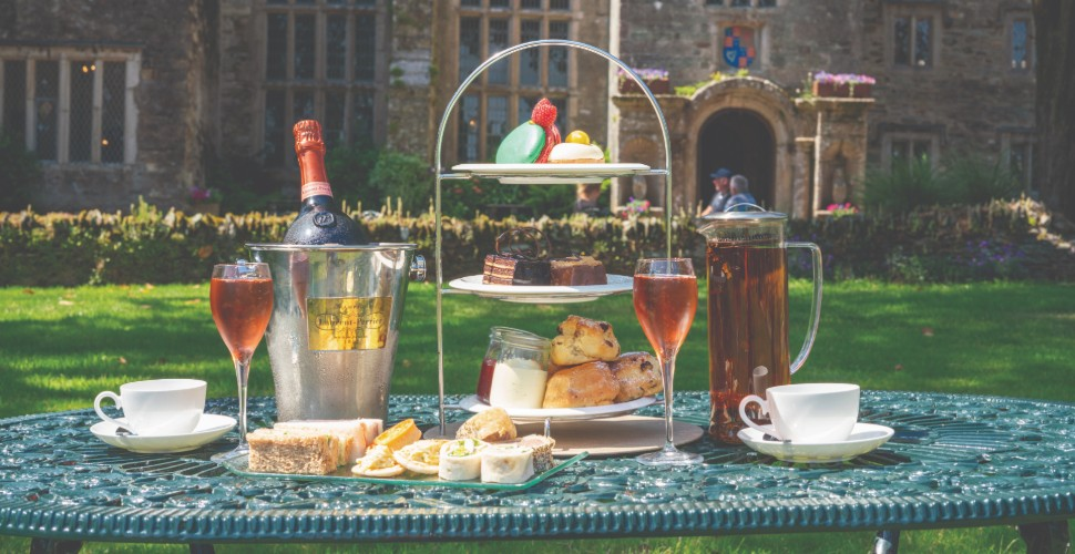 10 places to enjoy afternoon tea in Plymouth