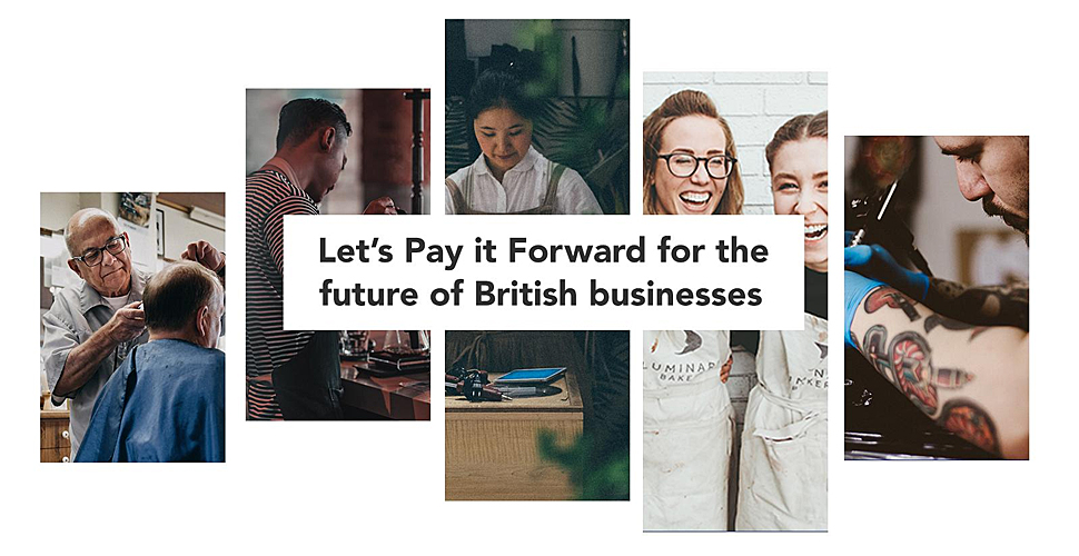 Pay it Forward for the future of British businesses