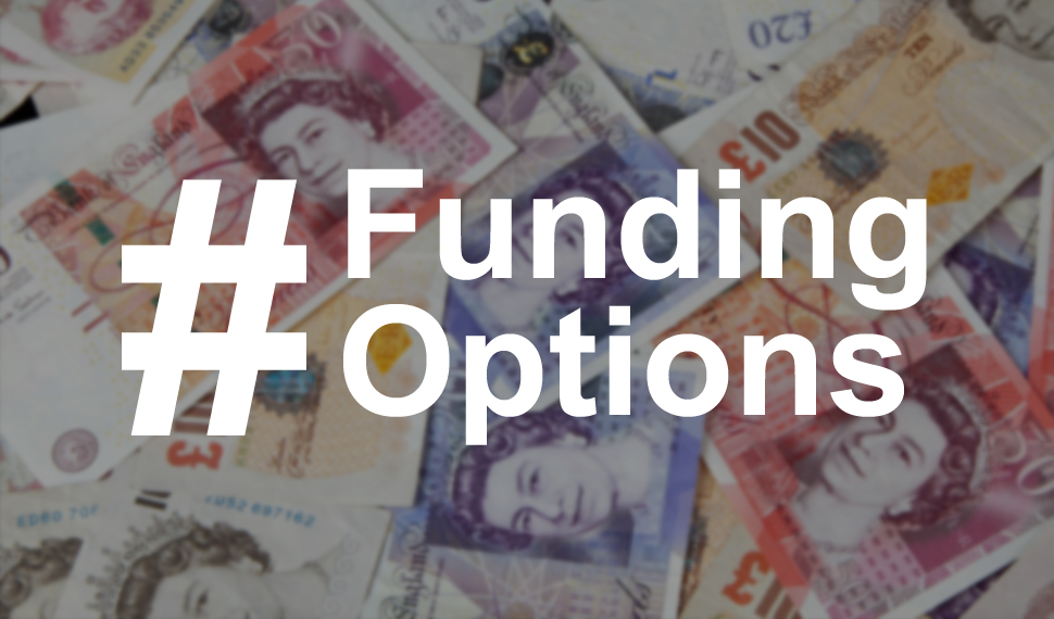 Funding Options September+