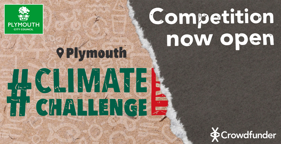 Plymouth Climate Challenge Competition Now Open
