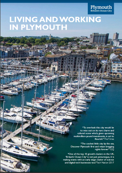 Living and Working in Plymouth