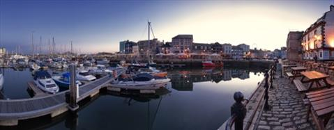 | The Barbican & Sutton Harbour