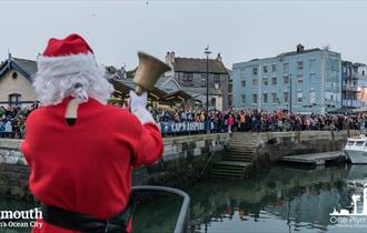 Barbican Lights Switch-on