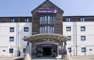 Premier Inn Plymouth City (Sutton Harbour)