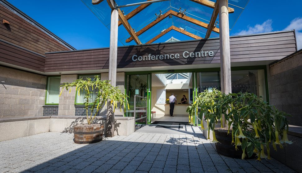 Buckfast Abbey Conference Centre