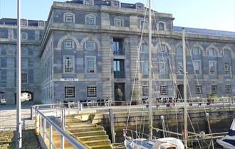 Stay at Royal William Yard