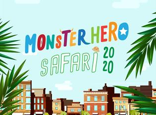 Monsterhero Safari