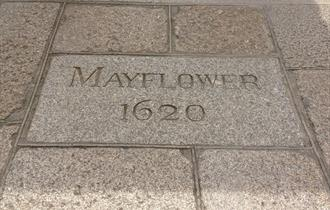The Mayflower Steps