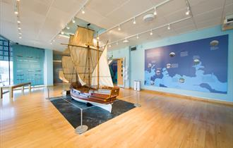 Mayflower Museum