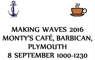 Coffee Morning - Making Waves 2016