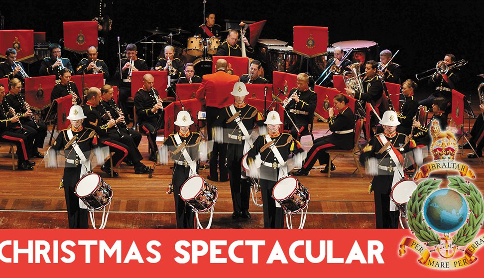 Royal Marines Christmas Spectacular - Concert in Plymouth, Plymouth ...
