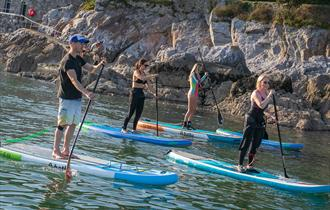 South West Stand Up PaddleBoarding