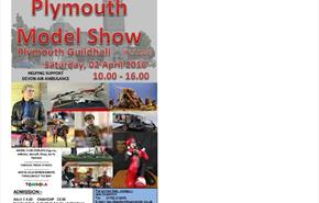 Plymouth Scale Model Show 2016