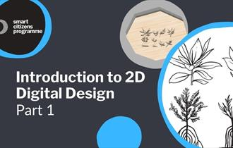 Smart Citizens Introduction to 2D Digital Design graphic