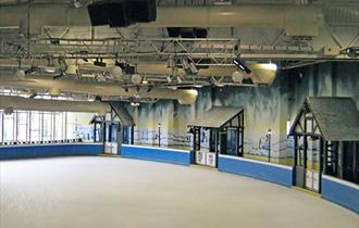 Plymouth Pavilions Ice Rink