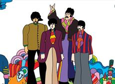 Open Air Cinema Preview: The 'Yellow Submarine' is sailing to the big screen at Tinside Lido