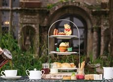 Adorable August Afternoon Tea at Boringdon Hall