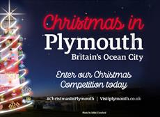 #ChristmasinPlymouth Competition