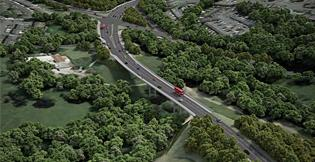 DfT confirms £22.56m investment in Forder Valley Link Road