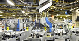UK among world's top economies to embrace industrial automation