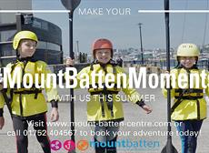 Make your Mount Batten Centre Moments!