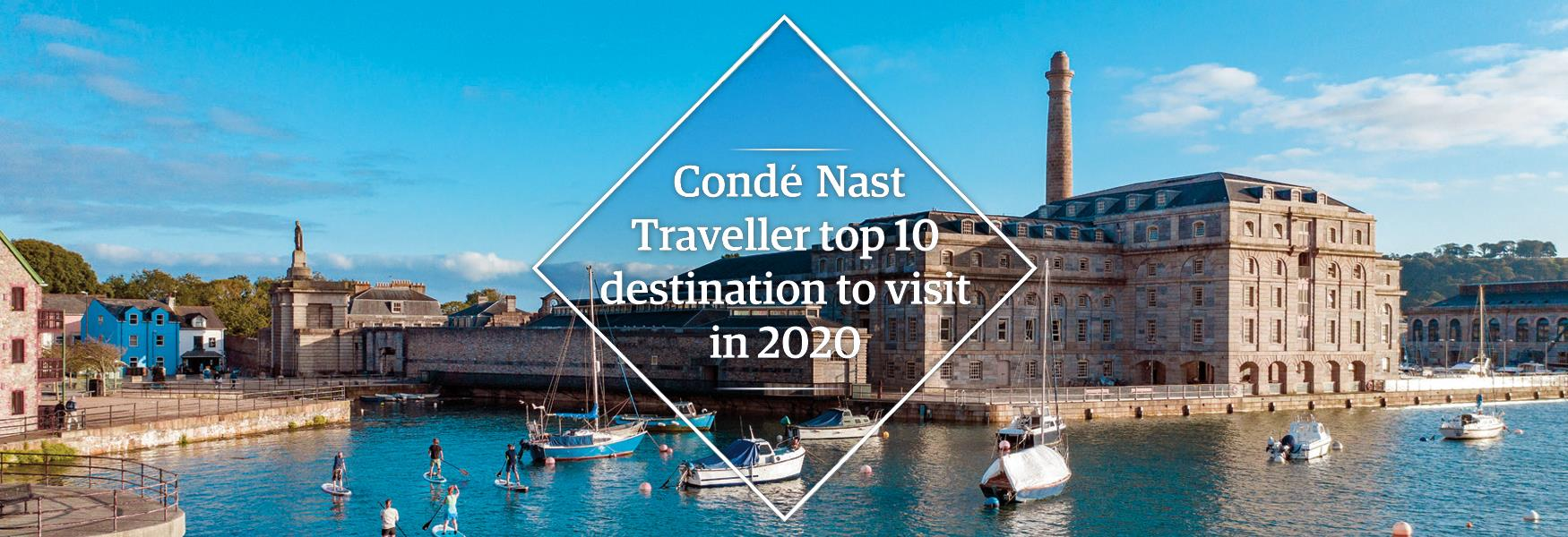 Conde Nast Traveller Top 10 destination to visit in 2020
