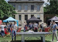 A sizzling summer of surprises at Royal William Yard