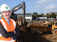 Second phase at Langage gets underway
