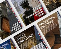 Thumbnail for Trade directory & itineraries