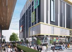 Work has started for the new £42 Million Drake Circus Leisure Scheme development