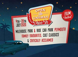 Plymouth Drive-in Film Festival