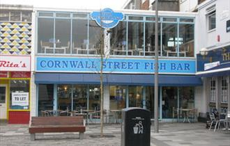 Cornwall Street Fish Bar