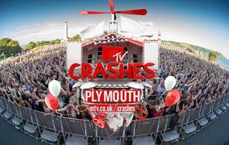 MTV 'Crashes' Plymouth 2017