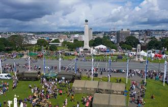 Plymouth Armed Forces Day 2018