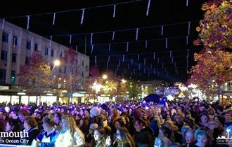 Christmas Lights Switch-On 2018