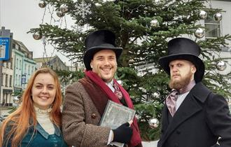 The Barbican Christmas Carol Tours