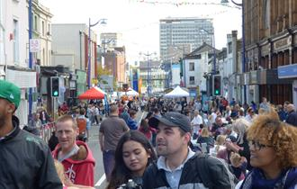 Stonehouse Street Party